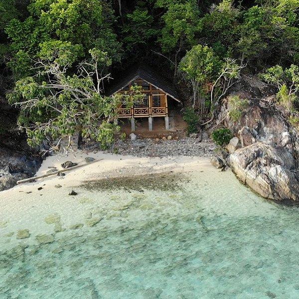 Tenggiling Island, vacation rental in Anambas Islands