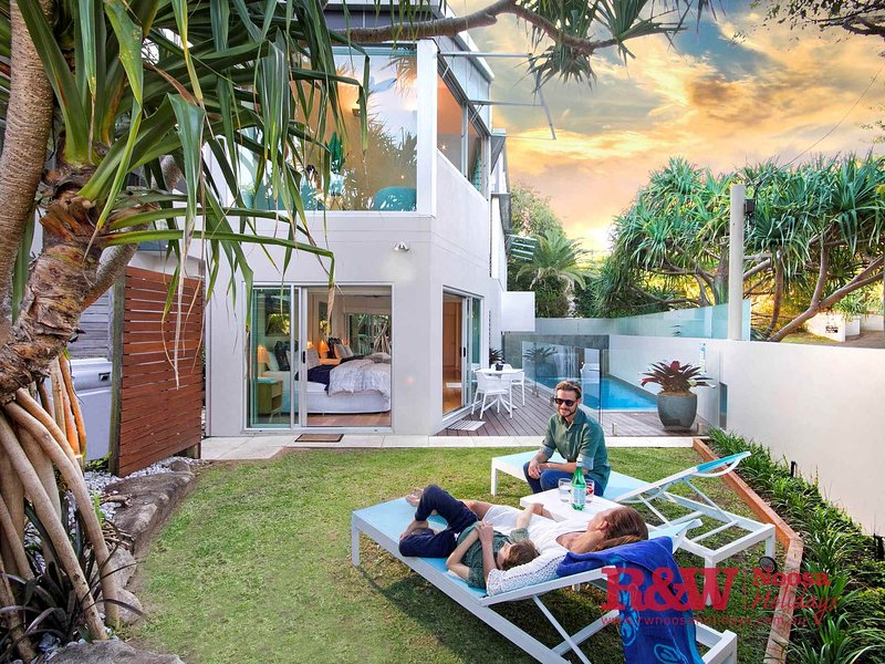 5 Bryan Street 'The Boat House' Sunshine Beach, vacation rental in Tewantin