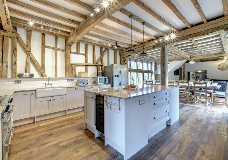 Old Hall Barn, holiday rental in Saxmundham