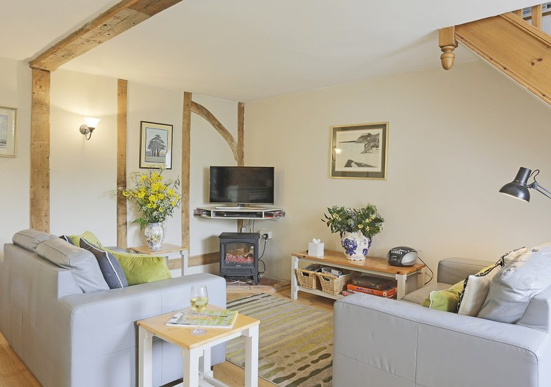 Dragonfly, holiday rental in Halesworth