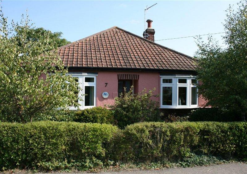 Grebe Cottage, location de vacances à Woodbridge