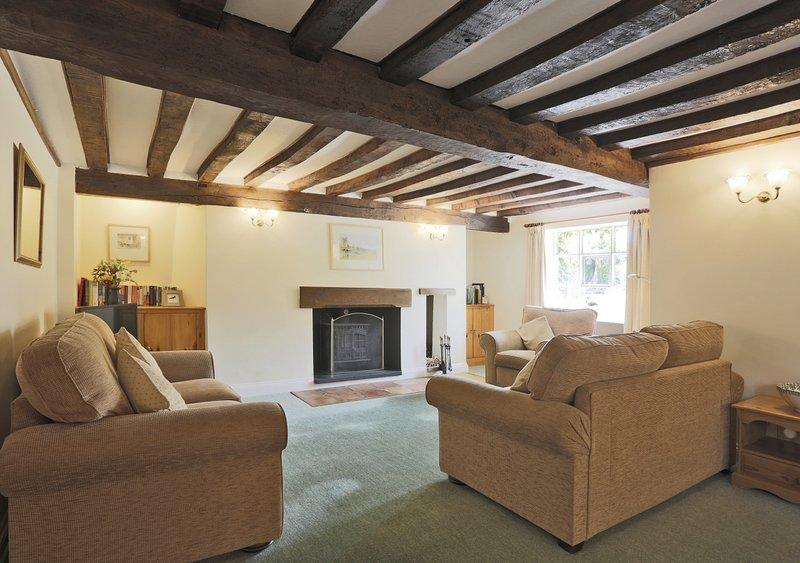 Ruffles Cottage, alquiler vacacional en Butley