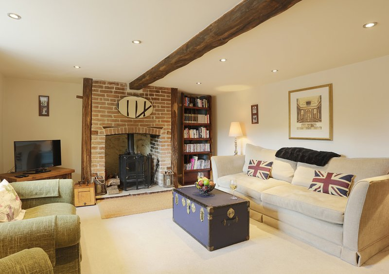 Walnut Tree Cottage, location de vacances à Bury St. Edmunds