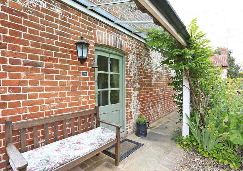 Verandah Cottage, holiday rental in Stowmarket