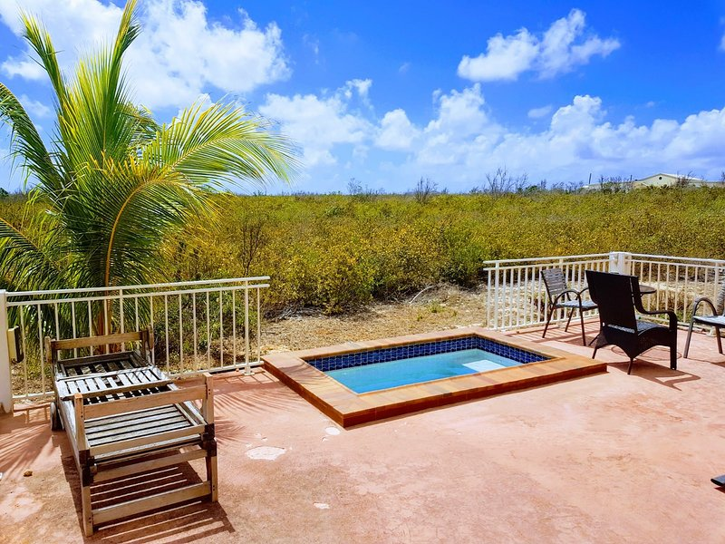 White Sands Anguilla - 5 min walk to beach, spacious, clean and comfortable, vacation rental in Little Harbour