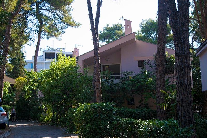 Apartmani Palma Soline G (upstairs), aluguéis de temporada em Biograd na Moru