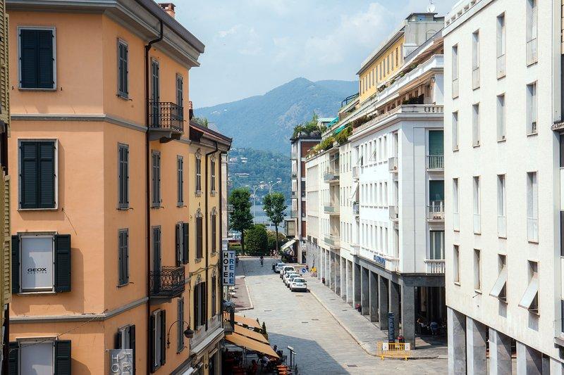 In-Town Como, holiday rental in San Fermo della Battaglia