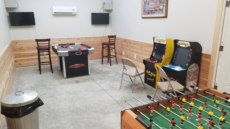 kids game room