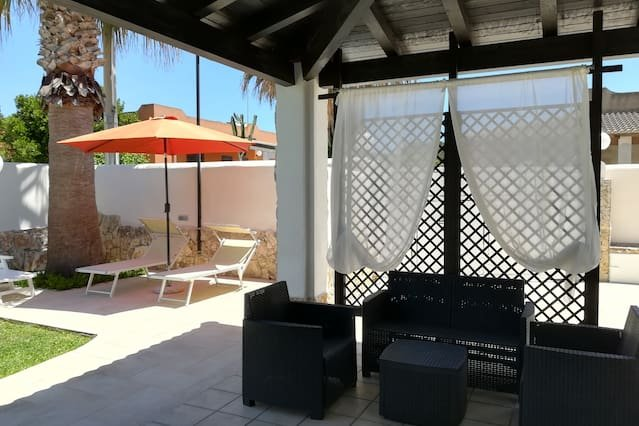 Nice apartment with sea view & Wifi, holiday rental in San Lorenzo