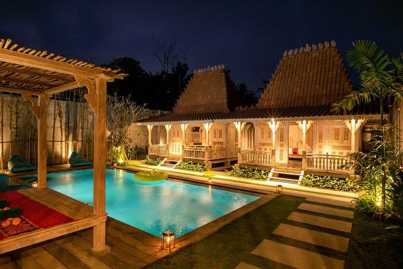 Kubu Pica Private Villa - 2BR+PRIVATE POOL, alquiler vacacional en Melayang