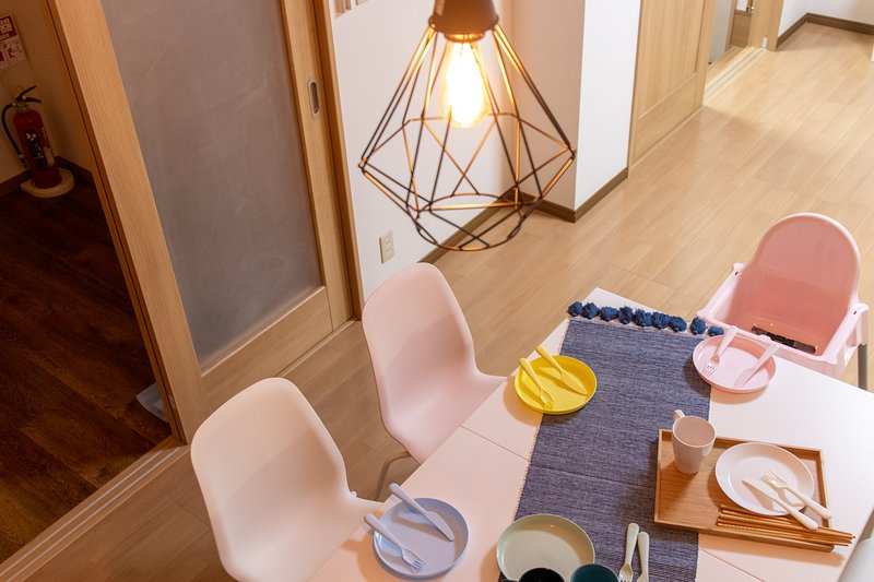 Family Stay Shinsekai, holiday rental in Namba