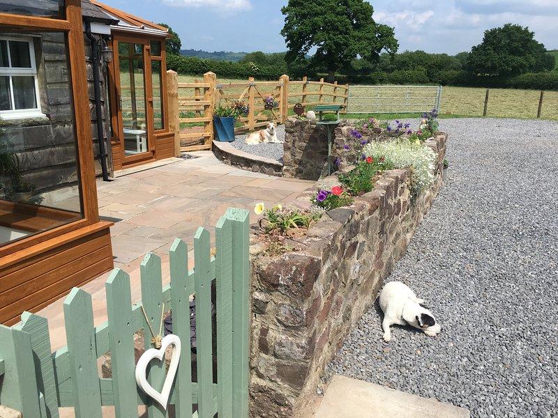 Brynderwen Holidays Derwen Coach House, casa vacanza a Llandovery