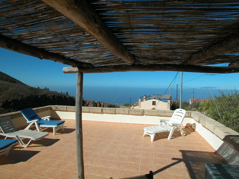 Cottage Casa Azul, holiday rental in Chirche