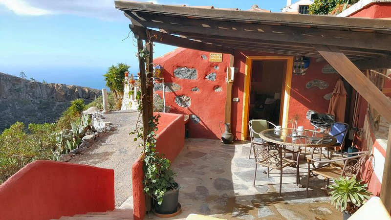 Cottage Casa Amarilla, holiday rental in Chio