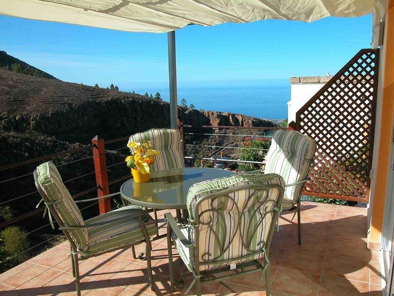 Cottage Casa La Paloma, holiday rental in Chirche