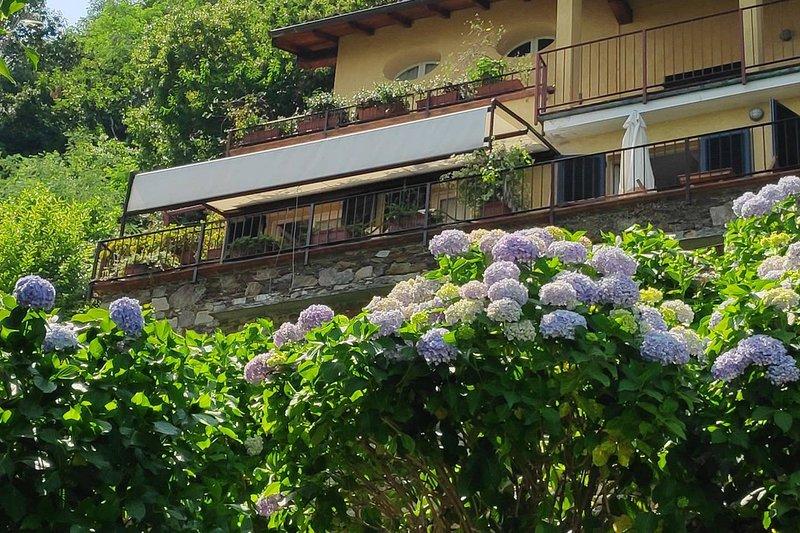Heavenly, vacation rental in Belgirate