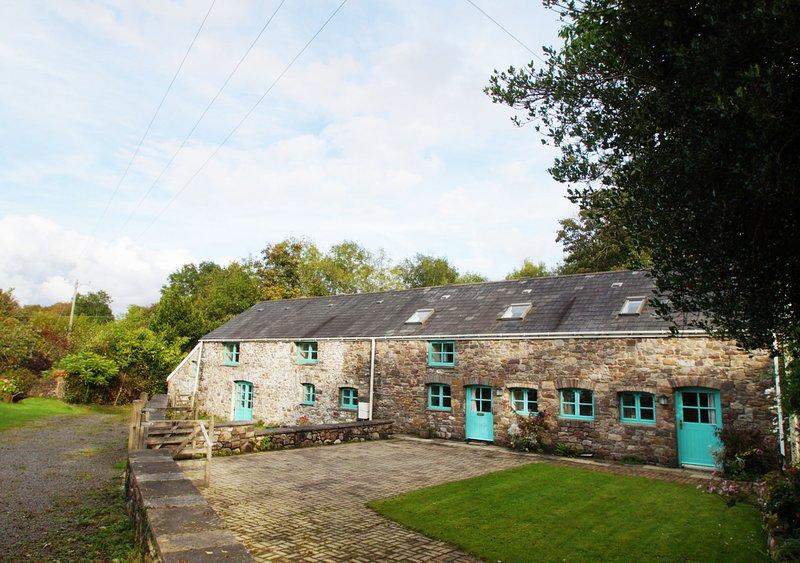 Fferm y Glyn, holiday rental in Abercraf