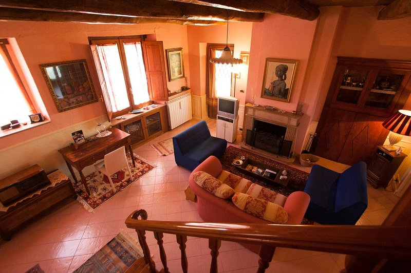 casa nel verde a decollatura, holiday rental in Castagna