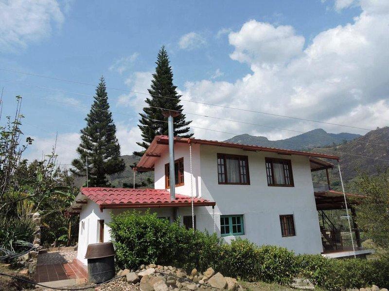 Casa El Porvenir, location de vacances à Choachi