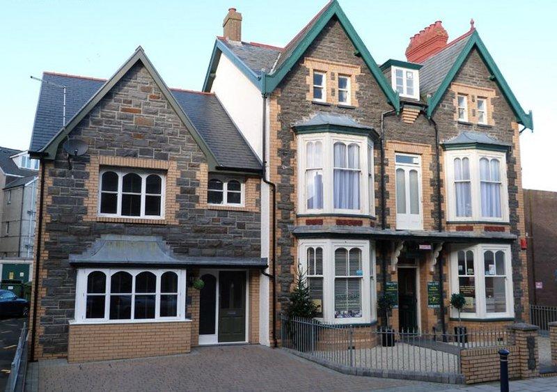Ger y Mor, vacation rental in Bow Street