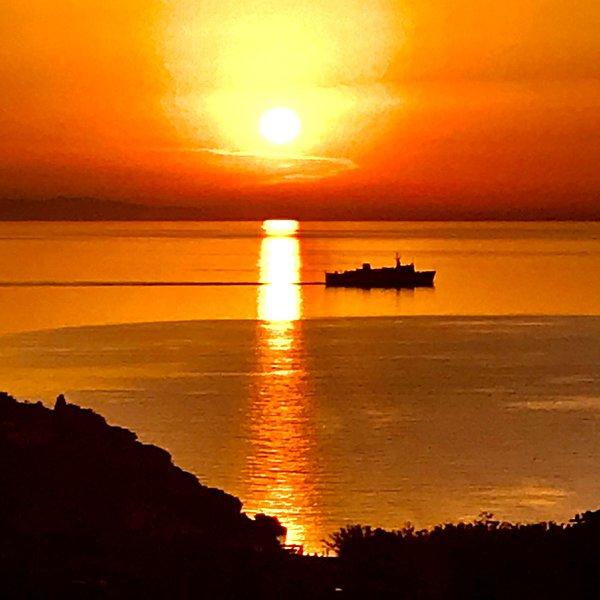 Quadrilocale per 7 persone con terrazza vista mare, vacation rental in Rio Nell'Elba