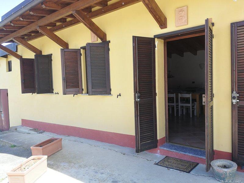 Agriturismo Tenuta MonteOliveto - Classic Cottage, vakantiewoning in Olmo Gentile