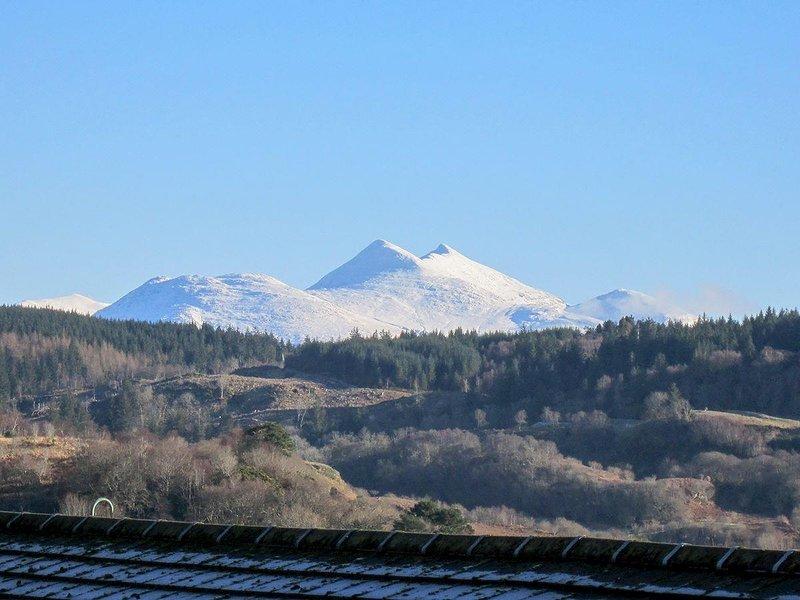 Summit, holiday rental in Lochdon