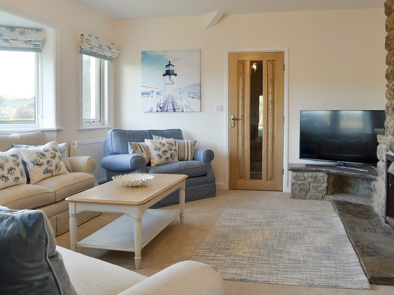 Plas Lodge, location de vacances à Llanfaelog