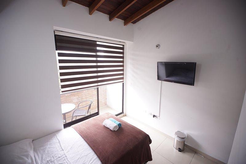 Apartasuite Belen Ccial Los Molinos, vacation rental in San Antonio de Pereira