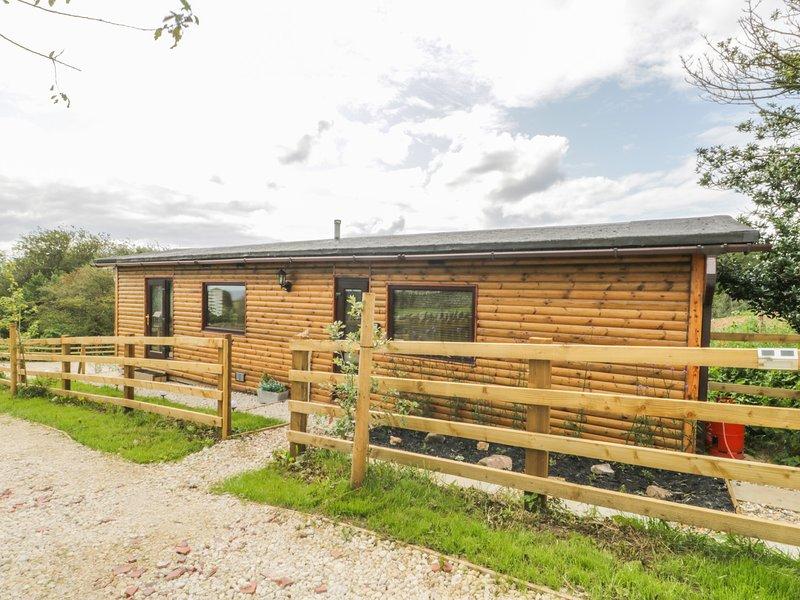 Castle View Cabin, Cloughton, location de vacances à Burniston