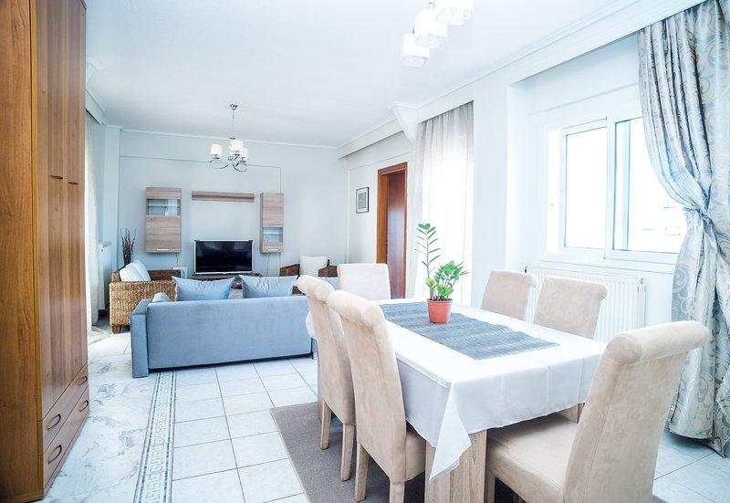 EleAnna Apartment, location de vacances à Aggelochori