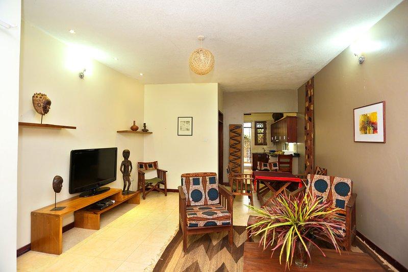 Soho Greens Apartments 3, location de vacances à Kasangati