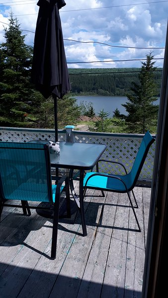 Nice house with terrace & Wifi, holiday rental in Bas-Saint-Laurent