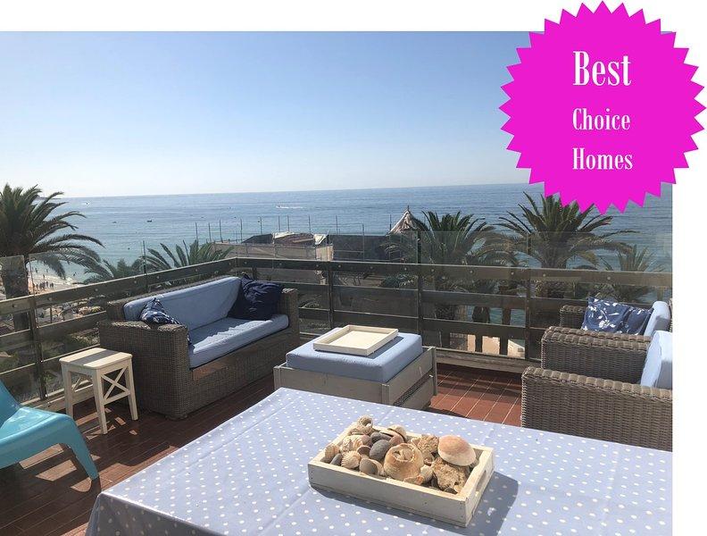 Al-Gharb Lounge Sea View – semesterbostad i Armacao de Pera