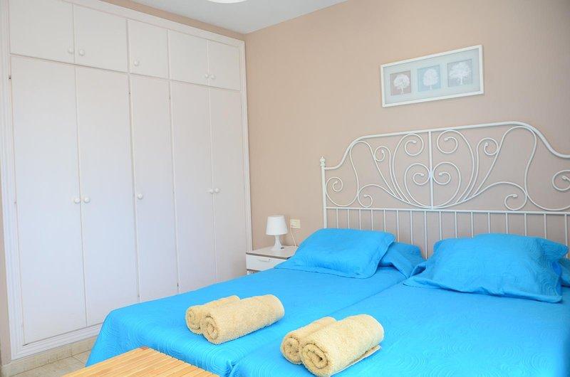 Apt. El Molino Azul 1B, holiday rental in Vueltas