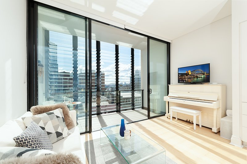 Stunning Potts Point Apartment, holiday rental in Double Bay
