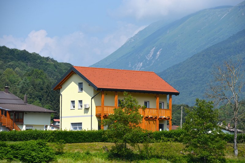 HisaSmihelka, holiday rental in Kobarid
