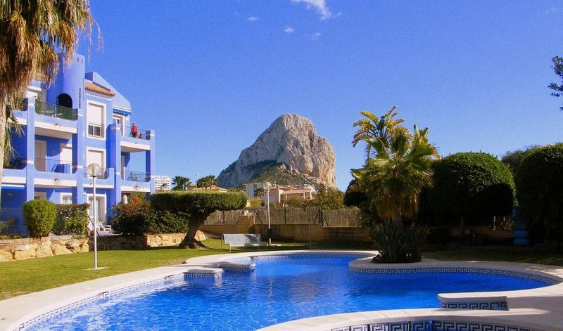 Estrella de Calpe 1 - Apartment with pool near the beach in Calpe, holiday rental in Calpe