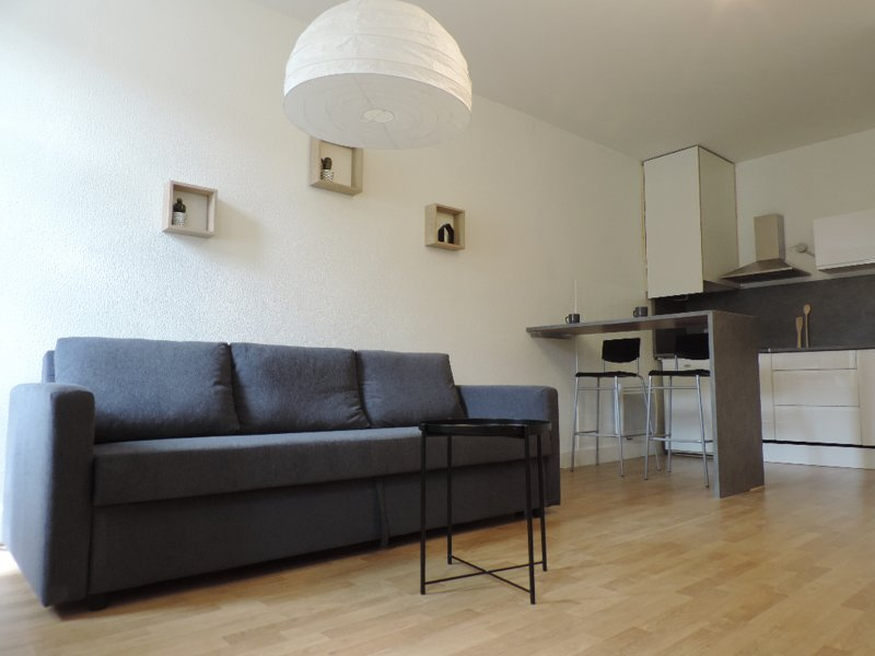 Cosy studio centre-ville Auch, vacation rental in Saint-Lary