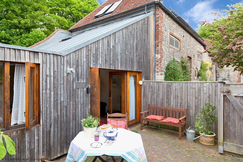 Monks Granary Barn, Ferienwohnung in Newhaven