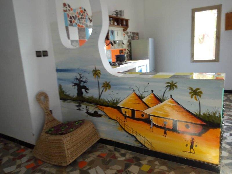 Sama Africa 2, vacation rental in La Petite Cote