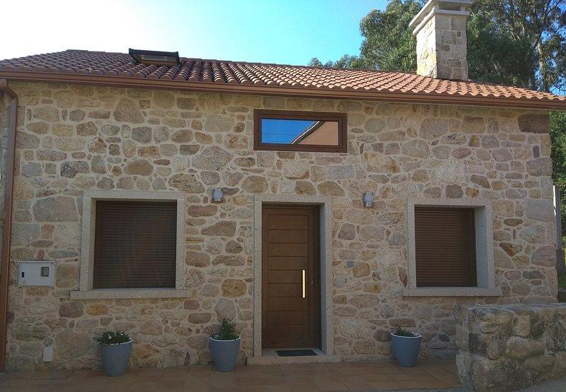 Casa turística a Ardiña, casa vacanza a Cuntis