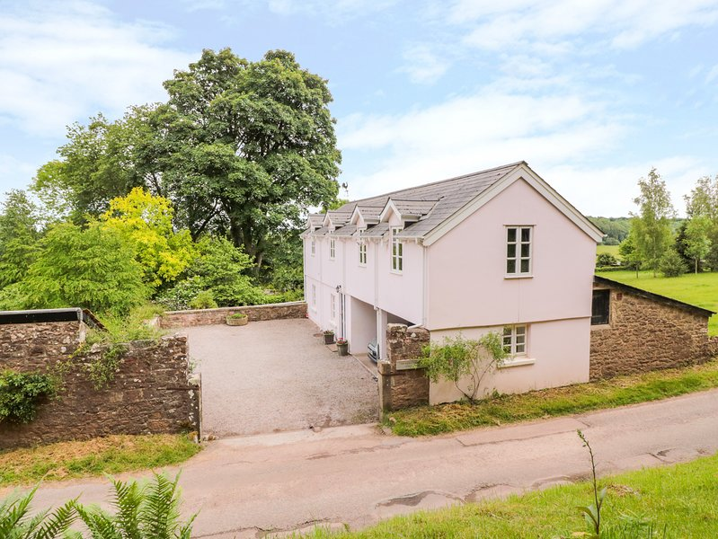 The Buckstone House Coach House, Monmouth, holiday rental in Forest of Dean