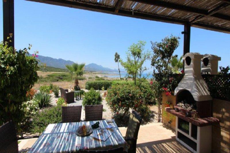 Stunning Apartment - 3 Bedroom Garden, Sea & Mountain Views, holiday rental in Tatlisu