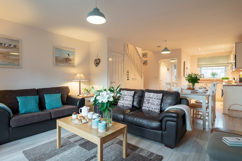 Trinity Cottage, Filey, vacation rental in Buckton