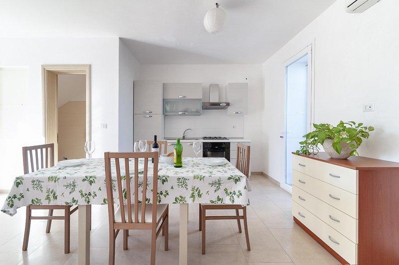 Villa Coste - Marina Di Mancaversa, holiday rental in Marina di Mancaversa