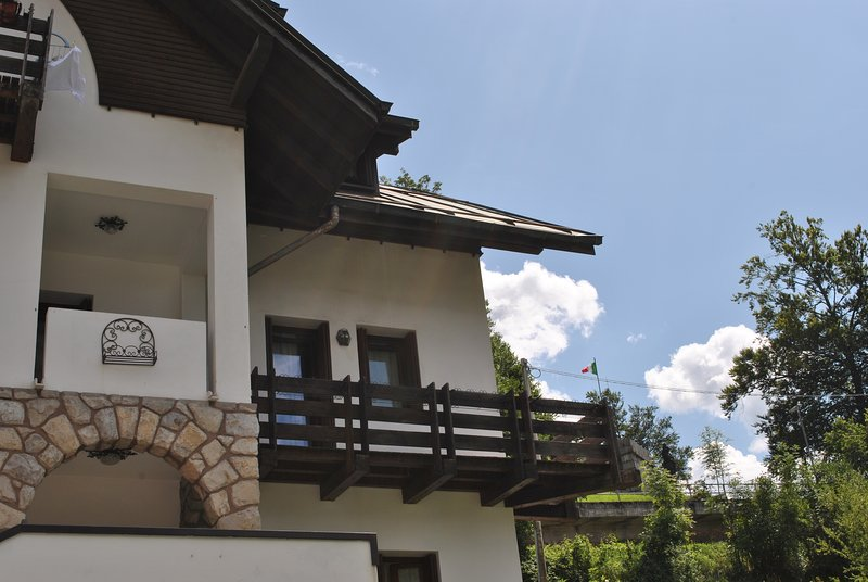 La casa di Monte Ricco a Pieve di Cadore, holiday rental in Province of Belluno
