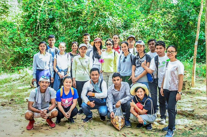 Srei Snam Visit, Ferienwohnung in Siem Reap