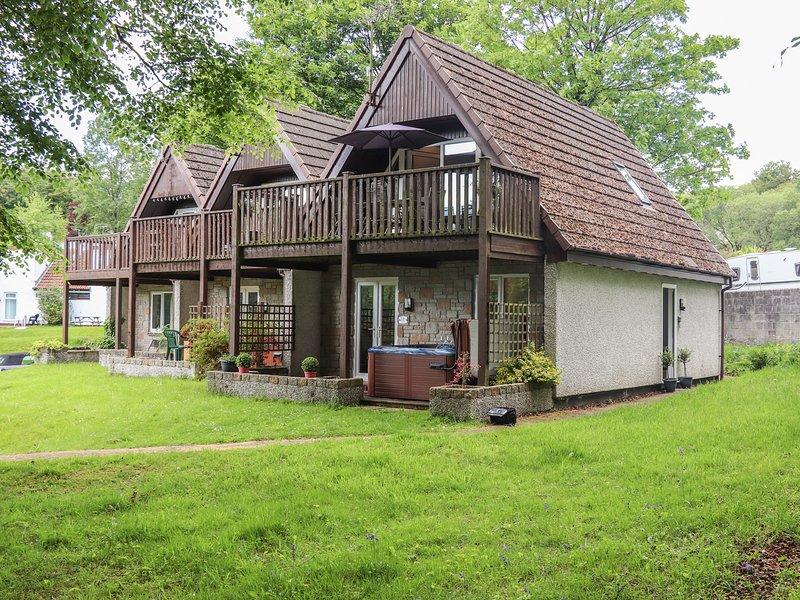 Valley Lodge 11, Callington, holiday rental in Gulworthy