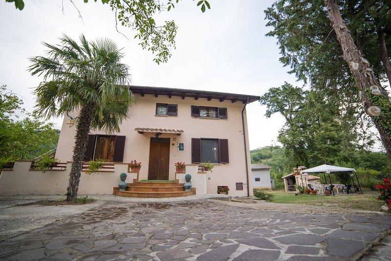 Il Ruscello casa vacanze, location de vacances à Serravalle di Chienti